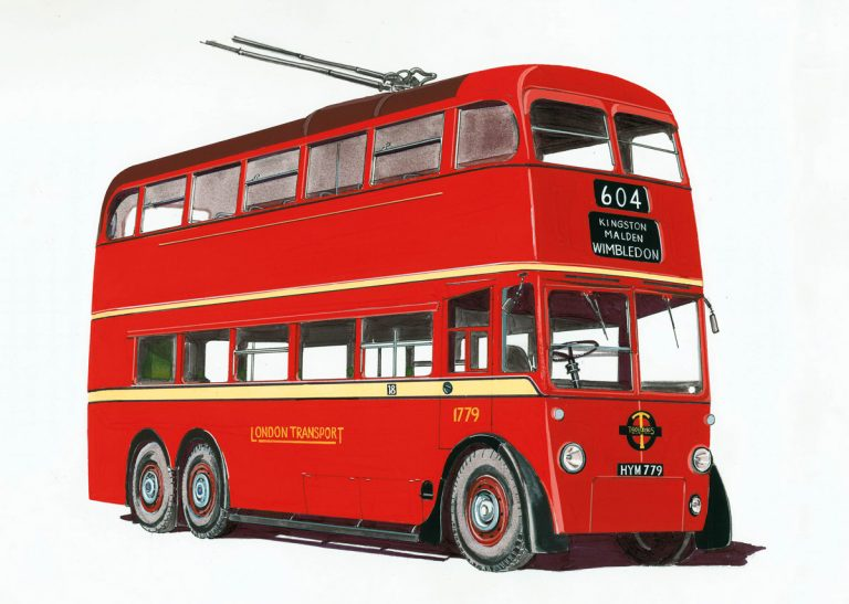 London Trolleybus – LT07