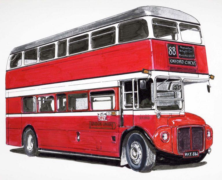 ERM 880 London United – LT10
