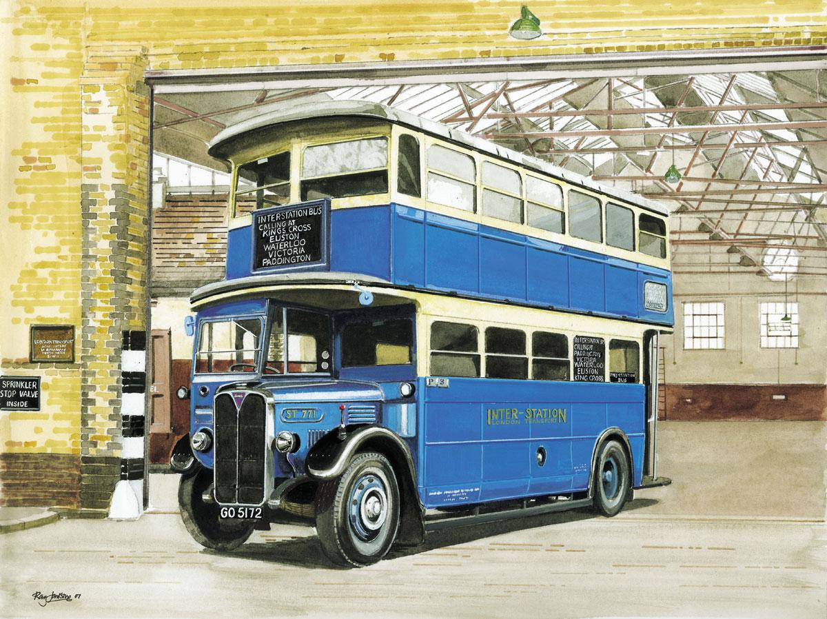 Inter-station bus LT13