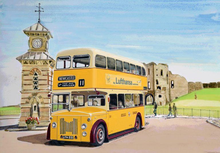The Tynemouth Titan – NR14